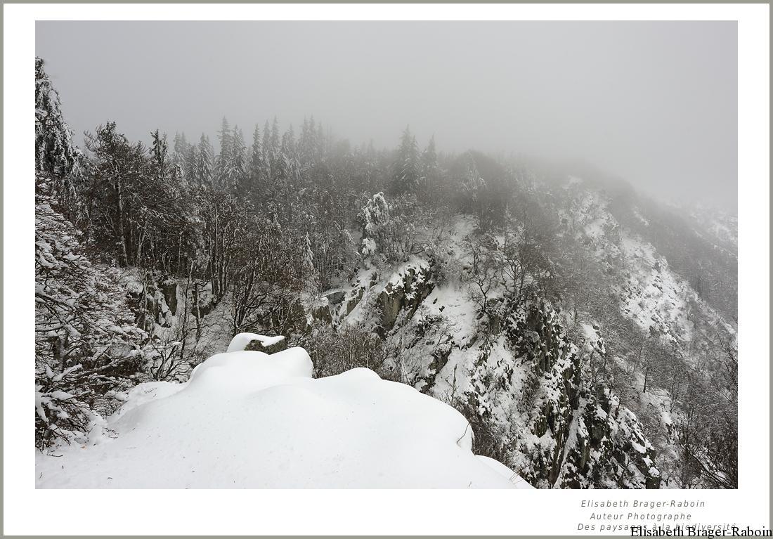 Cascades d'Orgon - Mont Aigoual