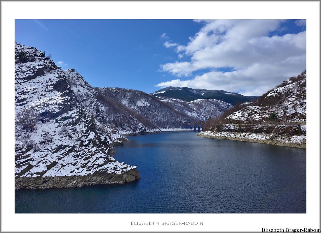 Lac de Villefort : Décembre 2017- Février 2018