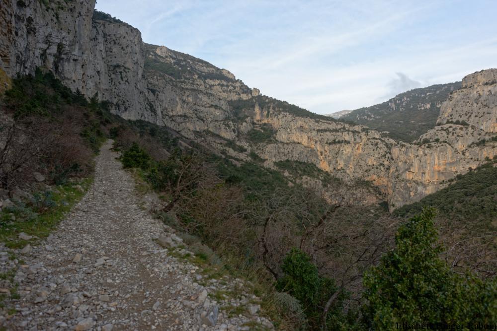 Les Fenestrettes - Saint Guilhem le Désert
